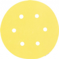 Sia 1960 Siarexx Velcro Sanding Disc 150mm 6 Hole All Grades